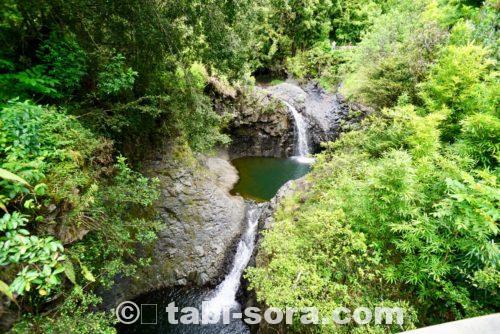 ピピワイトレイルの滝