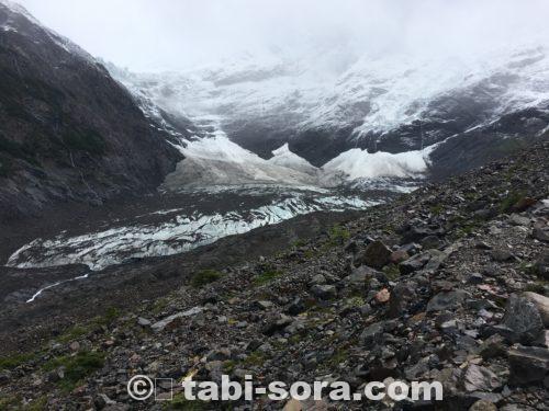 グレイ氷河