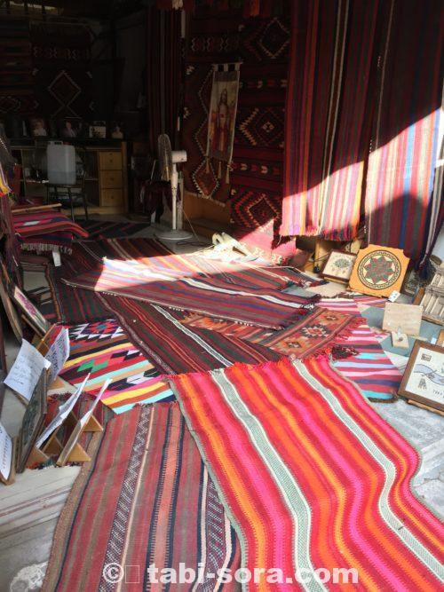 マダバの絨毯屋