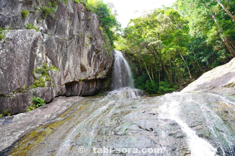 大馬神社滝
