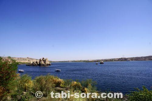 ナイル川の景色2