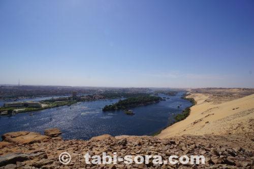 ナイル川上流