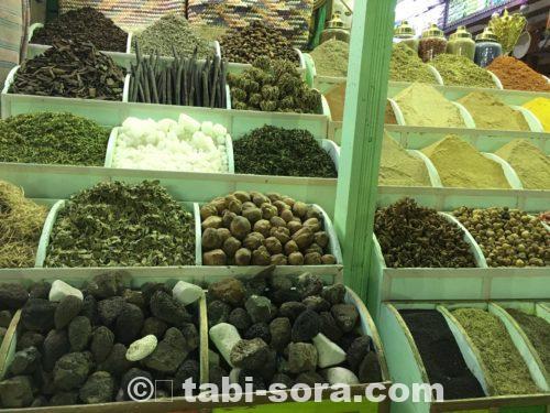 市場の食品店
